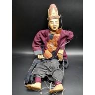 Wun le ministre de l'intérieur marionnette birmane XXème