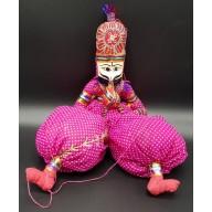 Kathputli : Marionnettes du rajastan XXème