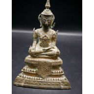 Statue bouddha Thailande : Bouddha ratanakosin XXème