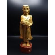 Bouddha birman deb. mil XXème