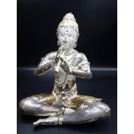 Statue krishna inde XXème