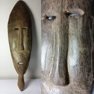 Grand masque Flores- Archipel indonésien