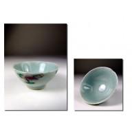 Coupelle a saké - Dynastie Qing