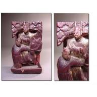 Statuette chinoise XXème