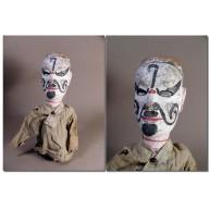 Marionnette chinoise XIXème