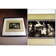 Ancienne photo coloniales des indes