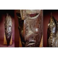 Masque d'ancêtre Sépik - Nouvelle Guinée