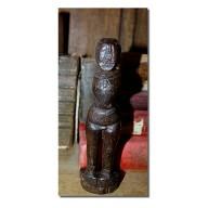 statuette indienne fin XIXème début XXème