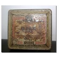 Boite coloniale Indo Anglaise XXème