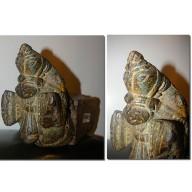 Statue indienne ornement de temple indien XIXème