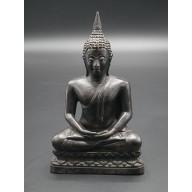 Statue de bouddha en méditation
