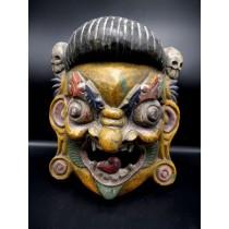 Masque de Mahakala Népalais