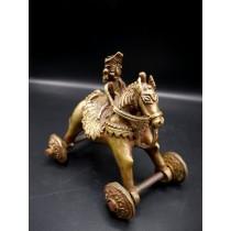 Jouet d'enfant indien de maharaja XXème