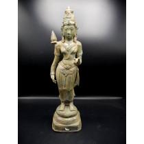 Statue indienne de Lakshmi