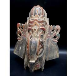 Masque balinais de Ganesh