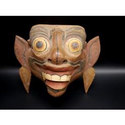 Masque balinais du barong milieu XXème