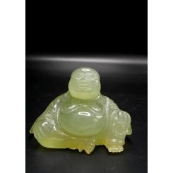 Statue bouddha birmanie : bouddha en jade