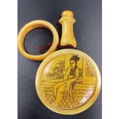 Flacon Chinois : geisha