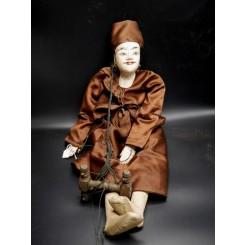Bodaw l'hermite marionnette birmane