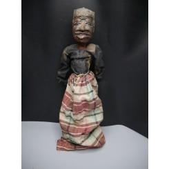 Buta sisul : marionnette indonésienne