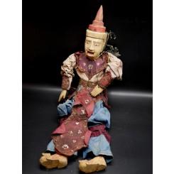Wun le ministre de l'intérieur marionnette birmane