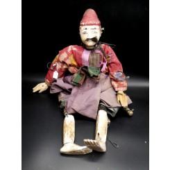 Mintha Latt marionnette birmane