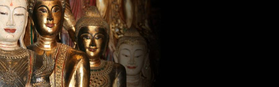 Bouddha thailande
