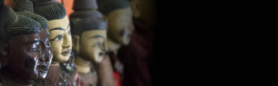 Marionnette birmane